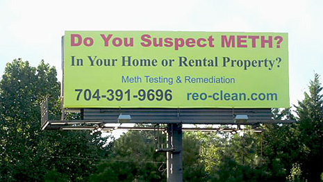 REO-Clean - Meth Testing - Meth Remediation - Crime Scene Cleanup - Charlotte NC